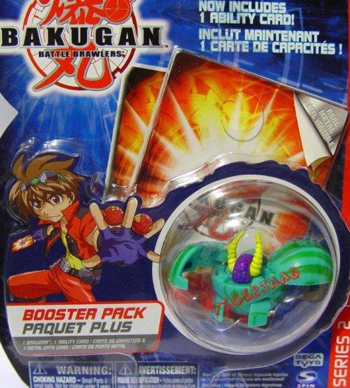 Bakugan Green Gargonoid Series 2 @Not in Production@ Very Rare