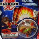 Bakugan Brown Tuskor Series 2 @Not in Production@ Very Rare