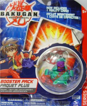 Bakugan Green Cycloid Series 2 @Not in Production@ Very Rare