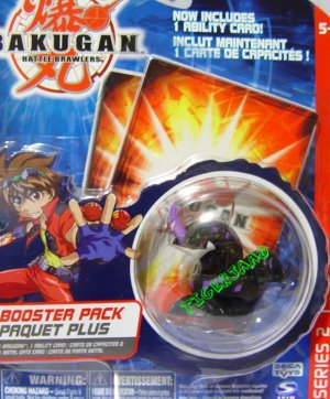 Bakugan BLACK DRAGONOID Series 2 @Not in Production@ Very Rare