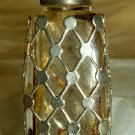 Vintage Filigree perfume bottle
