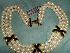 Marvella Necklace with original hang tag