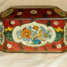 Beautiful hinged Tea Tin