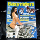 EASYRIDERS Magazine, #367, January 2004, NEW! Covergirl / Centerfold Jessica Jaymes