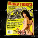 EASYRIDERS Magazine #359 May 2003, NEW! Covergirl and Centerfold Jazzy Jesse