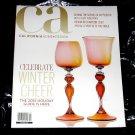 CA Magazine, California Home & Design Magazine, Winter 2015 , New!