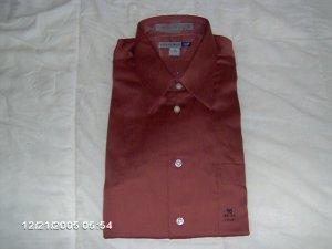 Savile Row men's dress shirt