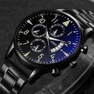 Soxy Class Lux Luminous and Calendar Watch