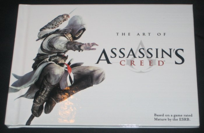 The Art of Assassin's Creed Hardcover Book