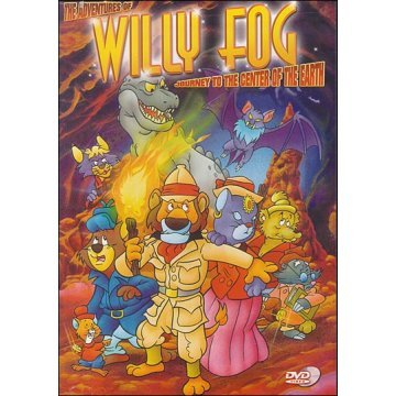 Adventures of Willy Fog: Journey to the Center of Earth