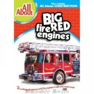 All About Series - Big Red Fire Engines & Construction