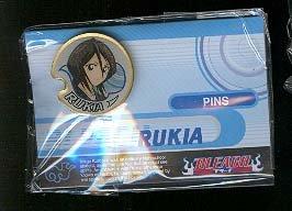Bleach Rukia Enamel Pin
