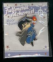 Fullmetal Alchemist Metal Pin: Roy Mustang