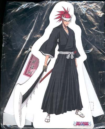 Renji Character Desk Standee