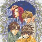 Saiyuki Phone Card