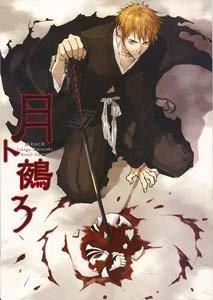 Bleach Shonen ai Doujinshi IchigoXRenji