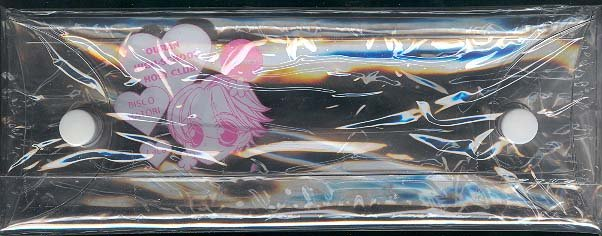 Ouran High School Host Club Clear Pencil Pouch: Hunny
