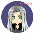 Pin Badge/Button Final Fantasy 7: Sephiroth (Sigure)