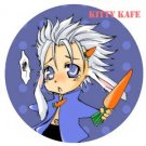 Pin Badge/Button Devil May Cry: Vergil (Sigure)