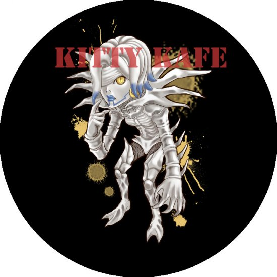 Pin Badge/Button Death Note: Rem