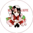 Pin Badge/Button Bleach: X-Mas Byakuya (Zen)