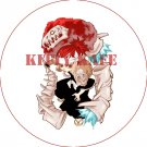 Pin Badge/Button Bleach: Renji (Zen)