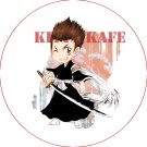 Pin Badge/Button Bleach: Isshin (Zen)