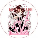 Pin Badge/Button Bleach: Byakuya (Zen)
