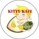 Pin Badge/Button Fullmetal Alchemist: Al (Kirin)