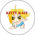 Pin Badge/Button Fullmetal Alchemist: Ed (Kirin)