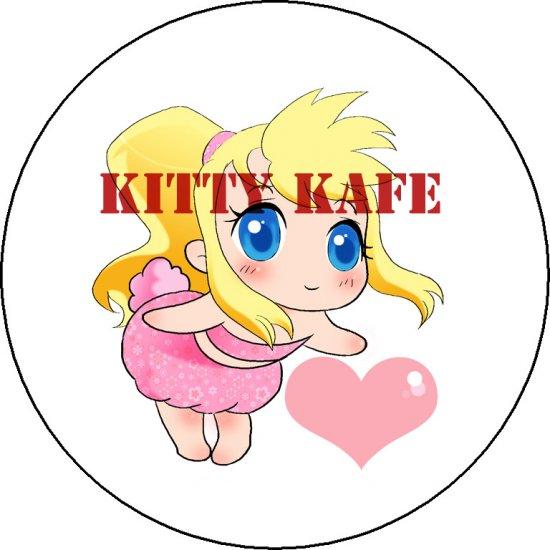 Pin Badge/Button Fullmetal Alchemist: Winry (Kirin)
