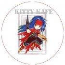 Pin Badge/Button Final Fantasy 7: Vincent (Zen)
