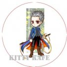 Pin Badge/Button Devil May Cry: Vergil (Zen)