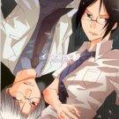 Bleach Shonen ai Doujinshi: IchigoXUryuu; IsshinXRuyuken