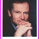 British Author JEFFREY ARCHER Hand Signed Photo 5x7