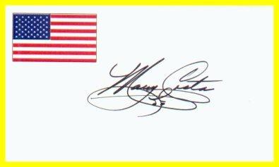 Sleeping Beauty MARY COSTA Hand Signed Card