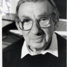 Famous British Bandleader & Composer STANLEY BLACK Hand Signed Photo