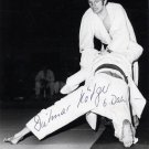 1972 Munich Judo Bronze DIETMAR HOTGER Hand Signed Photo 4x6