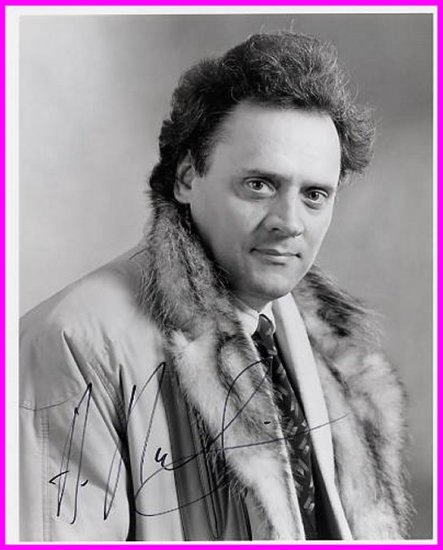 Russian Conductor ALEXANDER LAZAREV Hand Signed Photo 8x10