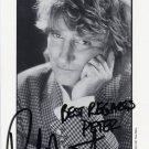 Rock Legend ROD STEWART Hand Signed Photo 4x6 from 1994