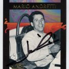 Indy 500 & Formula One Champion MARIO ANDRETTI Hand Signed Hi-Tech Prototype Card 1992