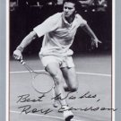 1960s Tennis Star ROY EMERSON Hand Signed NETPRO Card 1991