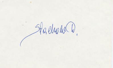 1956 Melbourne Gymnastics Bronze DANUTA STACHOW Autograph