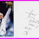 1996 Atlanta Javelin Gold HELI RANTANEN Autograph 1996 & Photo