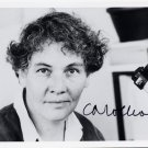 German Biologist 1995 Nobel Laureate CHRISTIANE NUSSLEIN-VOLHARD Hand Signed Photo