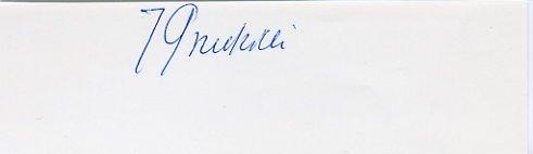 1964 Tokyo & 1968 Mexico City Boxing Gold JOZEF GRUDZIEN Autograph