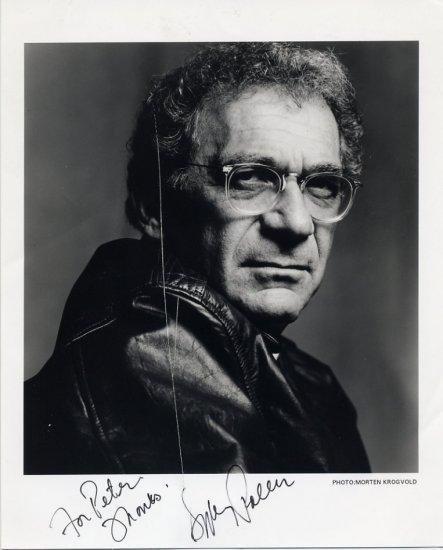 Academy Award Winner Director SYDNEY POLLACK Hand Signed Photo 8x10