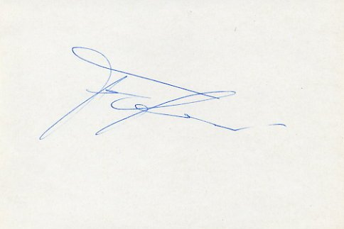 1976 Innsbruck Alpine Skiing Downhill Gold FRANZ KLAMMER Autograph 1979