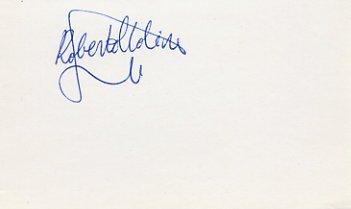 1984 Los Angeles Yachting Gold ROBERTO MOLINA  Autograph