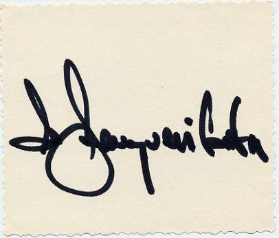 1968 Mexico City & 1972 Munich Fencing Gold CSABA FENYVESI Autograph 1979